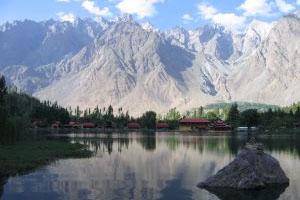 Pakistan Mountains Skardu