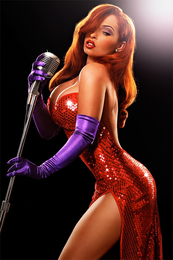 Jessica Rabbit by Ryan Astamendi @ http://www.modelmayhem.com/portfolio/787963/viewall