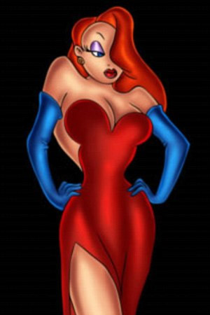 Jessica Rabbit from Who Framed Roger Rabbit? by Disney