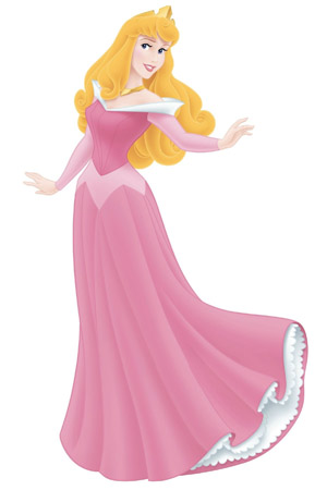 Princess Aurora from Sleeping Beauty by Disney