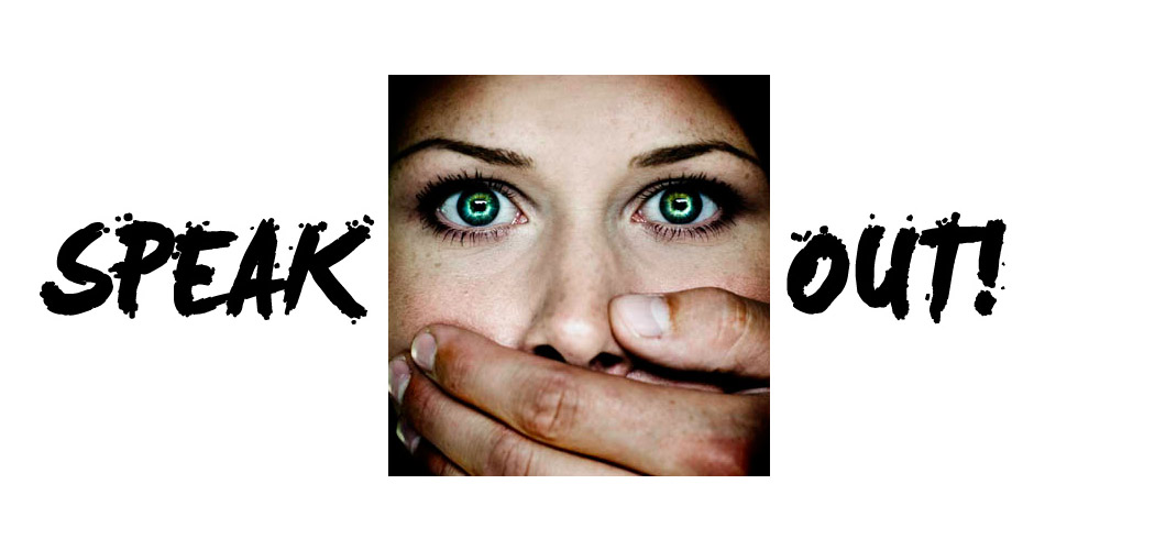 Speak Out Against Domestic Violence