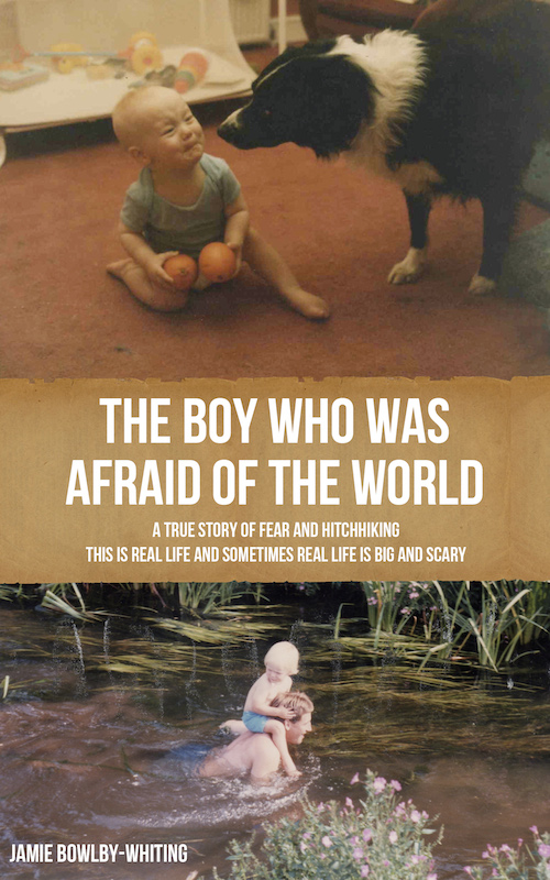 The Boy Who Was Afraid of the World Book Cover