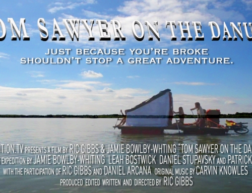 Tom Sawyer on the Danube [Teaser]