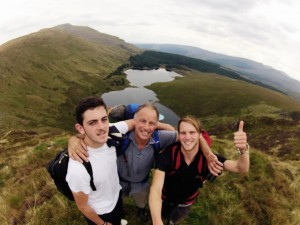 Snowdonia National Park Family Hiking 52