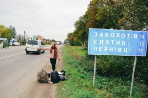 Leah Hitching Ukraine