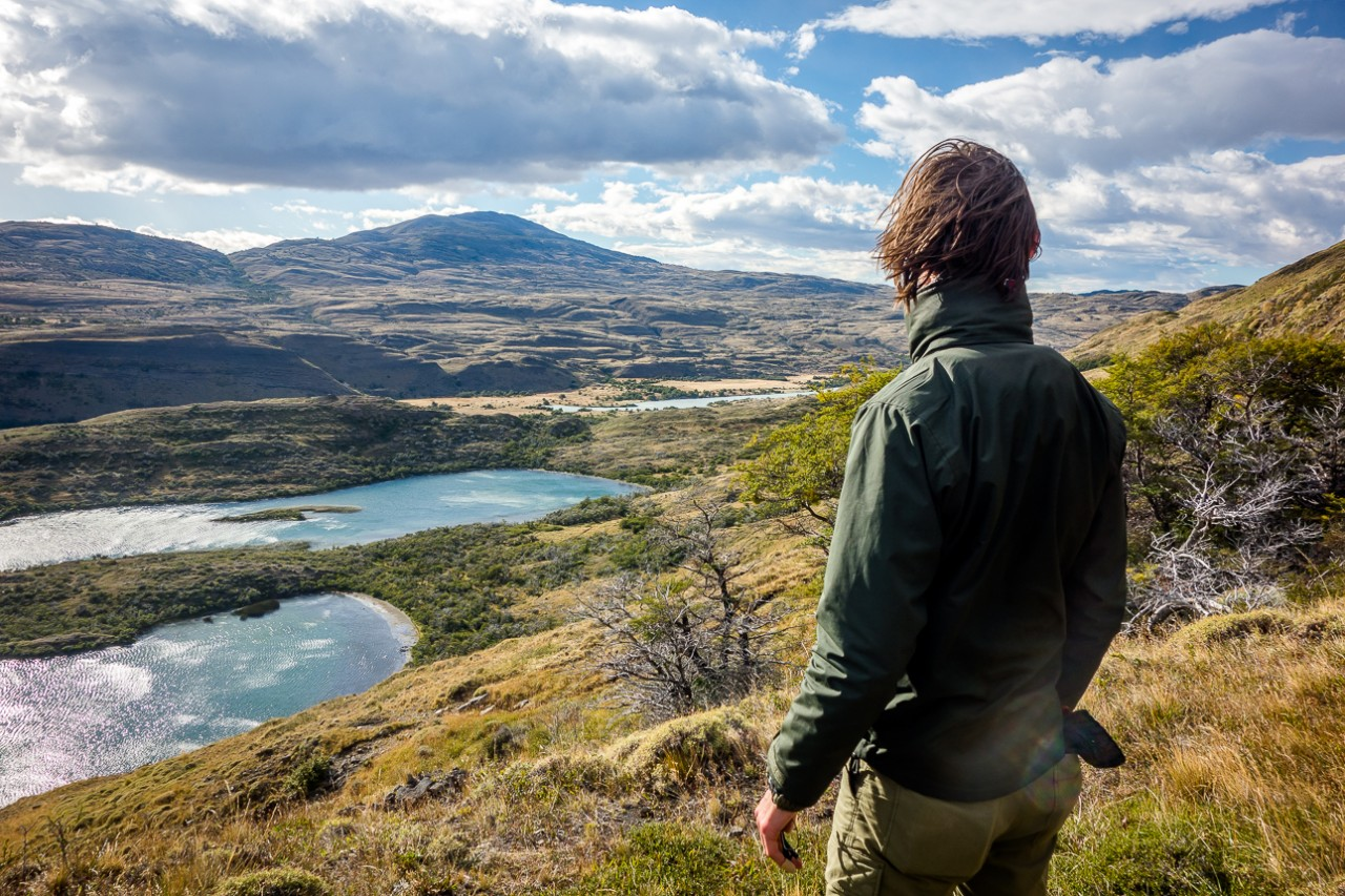 Trekking in Torres del Paine National Park