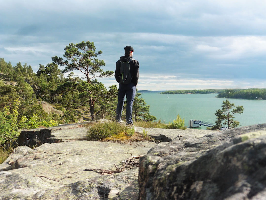 Mariehamn Over the Steep Cliffs Finished