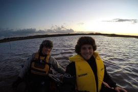 dad-and-i-kayaking-on-the-north-sea-in-thornham-norfolk-in-winter