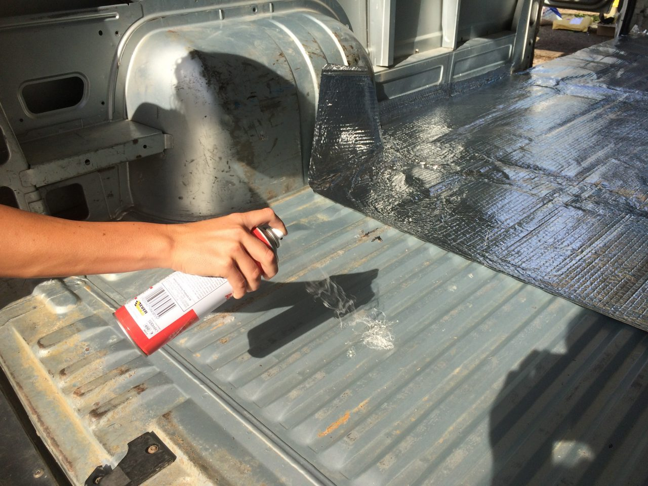 making-the-van-floor-donkey-van-conversion-03-spray-adhesive