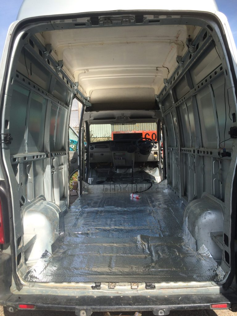 making-the-van-floor-donkey-van-conversion-04-bubble-foil-insulation