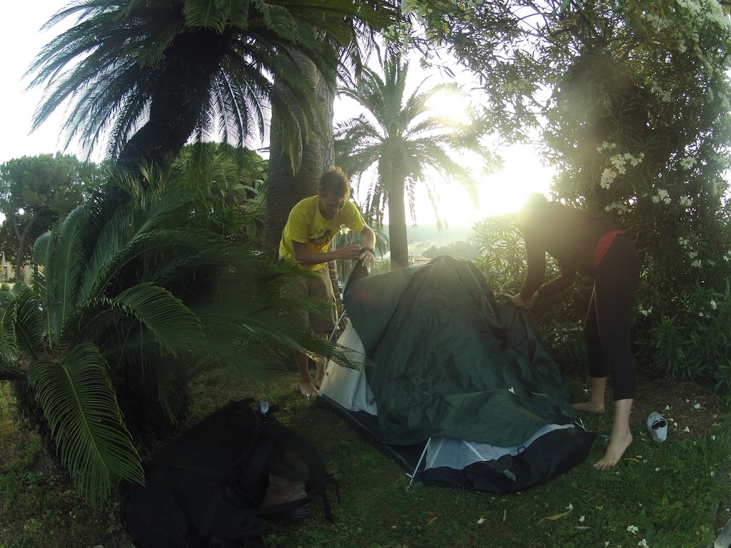 A-Patch-Of-Grass-In-Rapallo-Italy-Free-Camping-Freedom-Camping-Find-Free-Accommodation-Around-The-World
