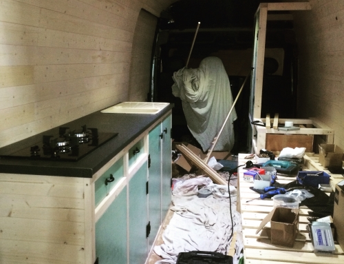 This Is Our One Month Van Conversion Time Lapse